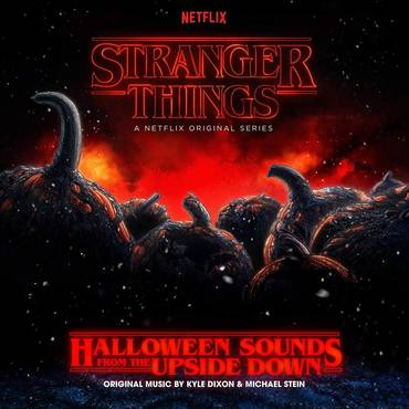Stranger Things Halloween Sounds Of The Upside Down [Import 2LP]