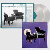 Ray Charles - The Best Of Ray Charles: The Atlantic Years [Limited Edition Print] [Blue 2LP]