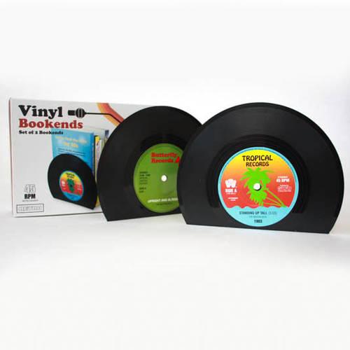 Bookend - Retro Vinyl Record