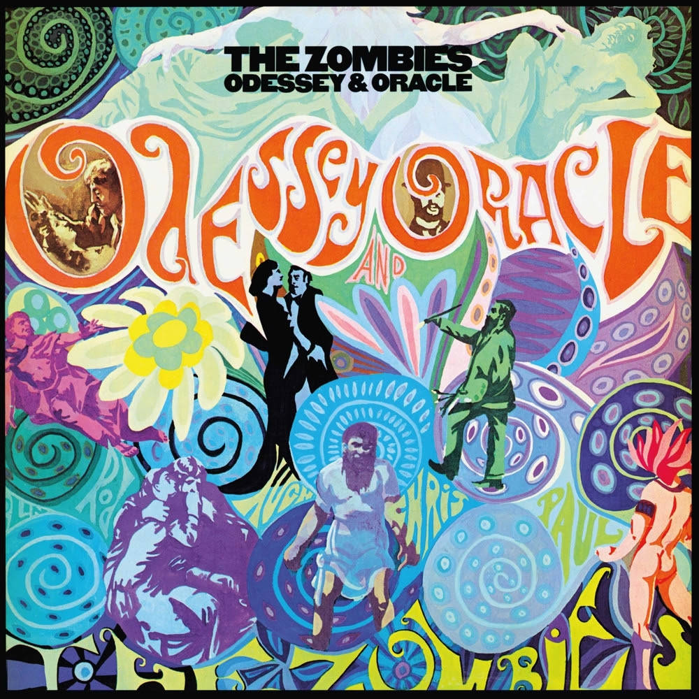 The Zombies - Odessey and Oracle [RSD Essential Psychedelic Swirl LP]