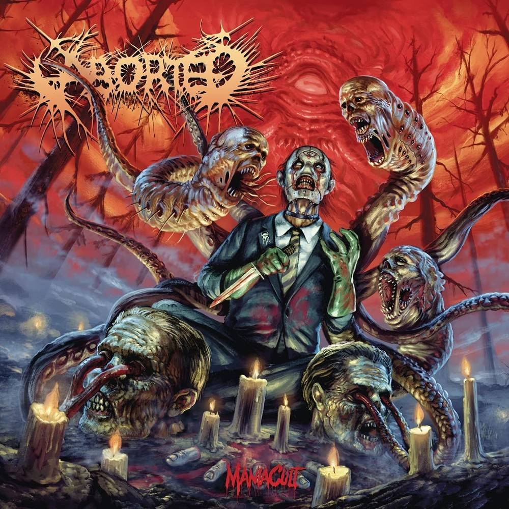 Aborted - ManiaCult [Import Limited Edition Deluxe CD Box Set]
