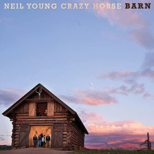 Neil Young & Crazy Horse - Barn [Indie Exclusive Limited Edition LP]