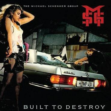 Built To Destroy [Import]
