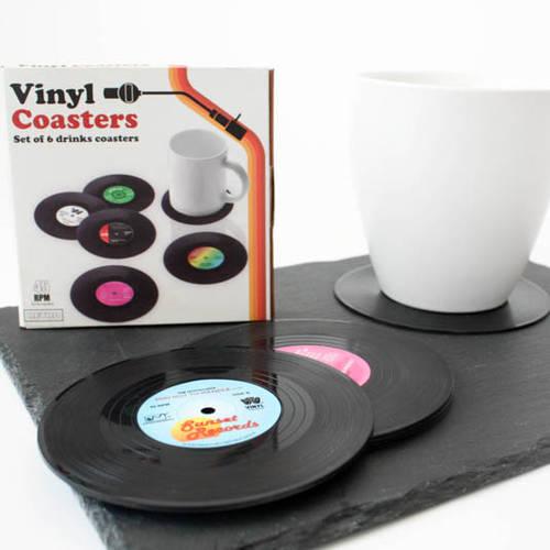 - Vinyl - Set Of 6