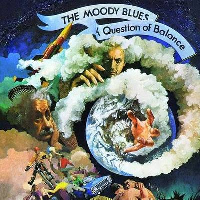 The Moody Blues - A Question Of Balance [Remastered]