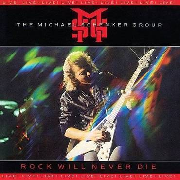 Rock Will Never Die [Import]