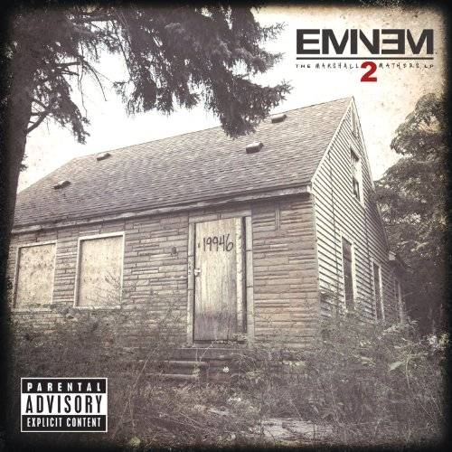 The Marshall Mathers LP2 [Deluxe 2CD]