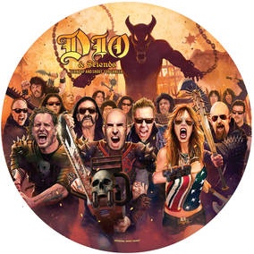Dio and Friends Stand Up and Shout For Cancer