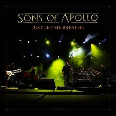 Just Let Me Breathe (Live At The Roman Amphitheatre In Plovdiv 2018) - Single