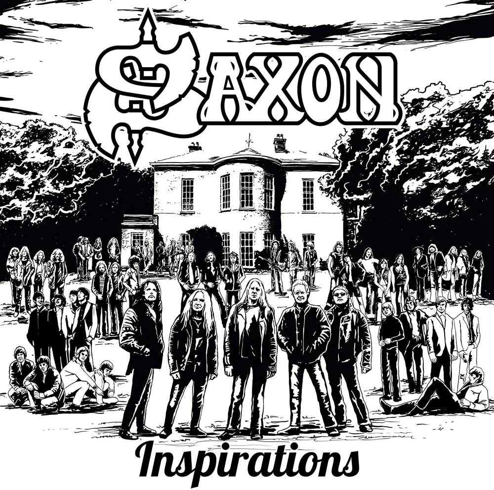 Saxon - Inspirations [LP]