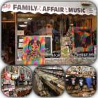 Family Affair Music