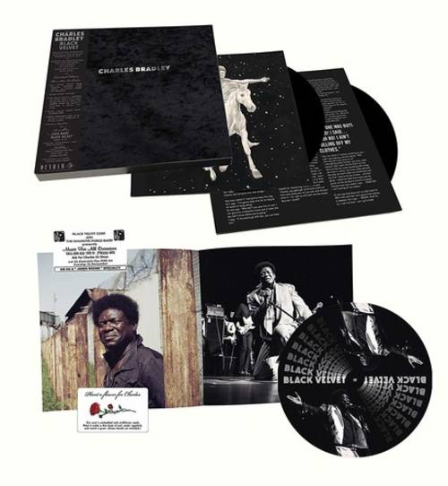 Black Velvet [Limited Edition LP Box Set]