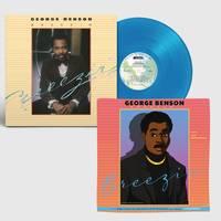 George Benson - Breezin' [Limited Edition Print] [Blue/Badge LP]