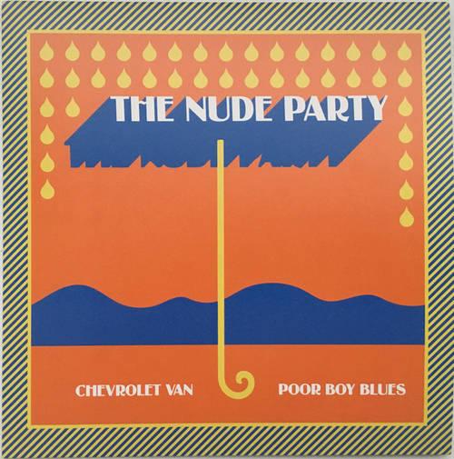 The Nude Party - Chevrolet Van / Poor Boy Blues