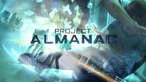 Project Almanac [Movie]