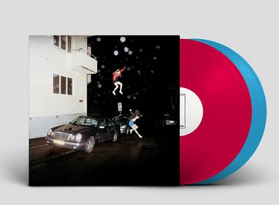 Brand New - Science Fiction [Indie Exclusive Limited Edition Blue And Red 2LP]