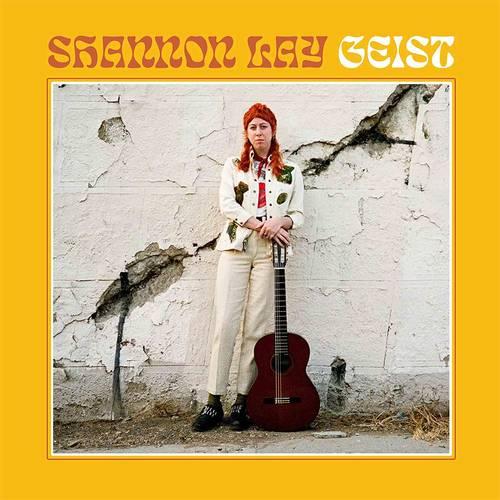 Shannon Lay - Geist [Clear W/ Orange & Green LP]