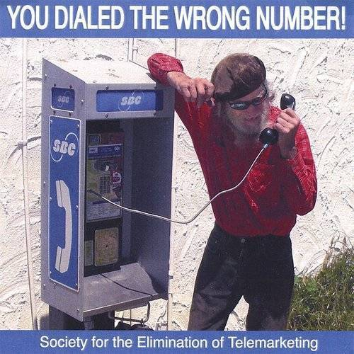 You Dialed The Wrong Number!