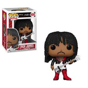 Rick James-Funko Pop Vinyl