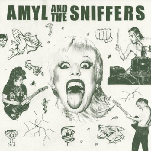 Amyl and The Sniffers [LP]