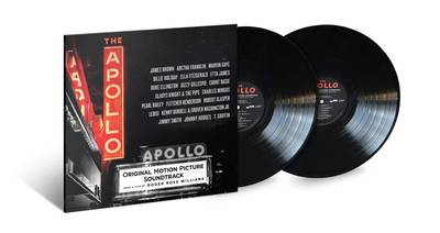 THE APOLLO [Documentary] - THE APOLLO: Original Motion Picture Soundtrack [2LP]