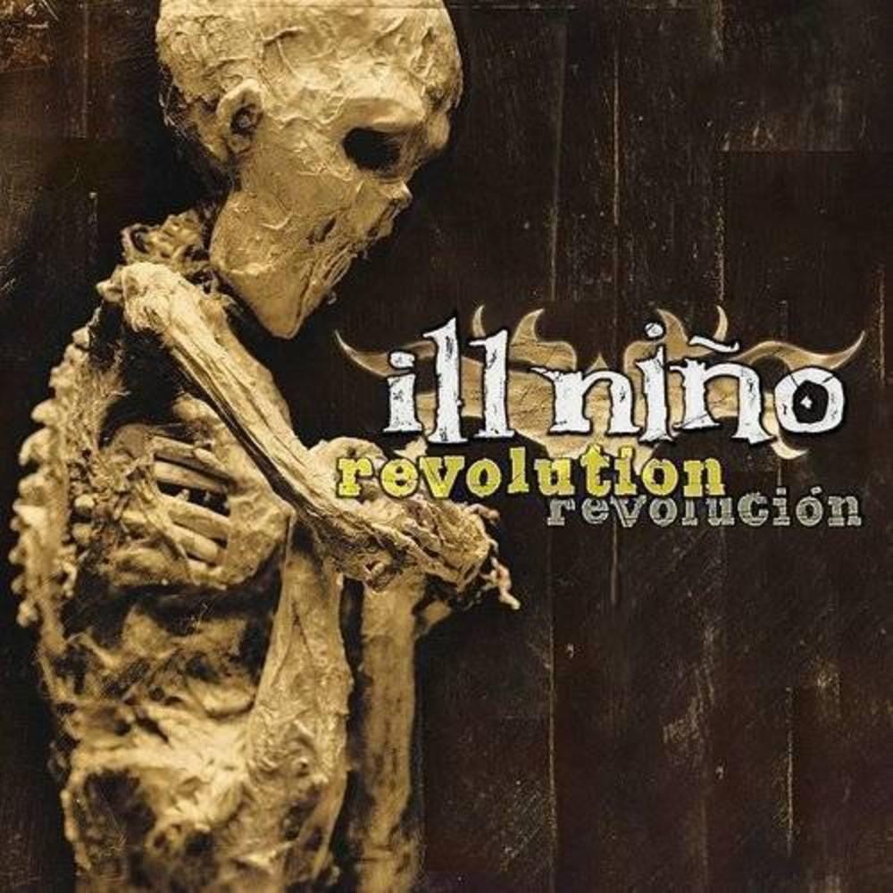 Ill Nino - Revolution Revolucion [Dark Green with Yellow Splatter LP]