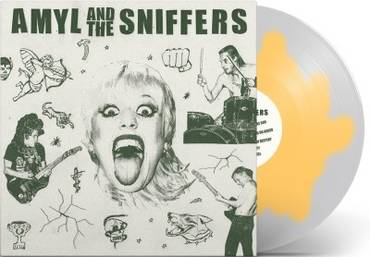 Amyl and The Sniffers [Indie Exclusive Limited Edition Egg Colored LP]