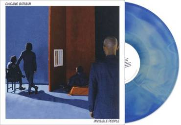 Invisible People [Indie Exclusive Limited Edition Pacific Blue LP]