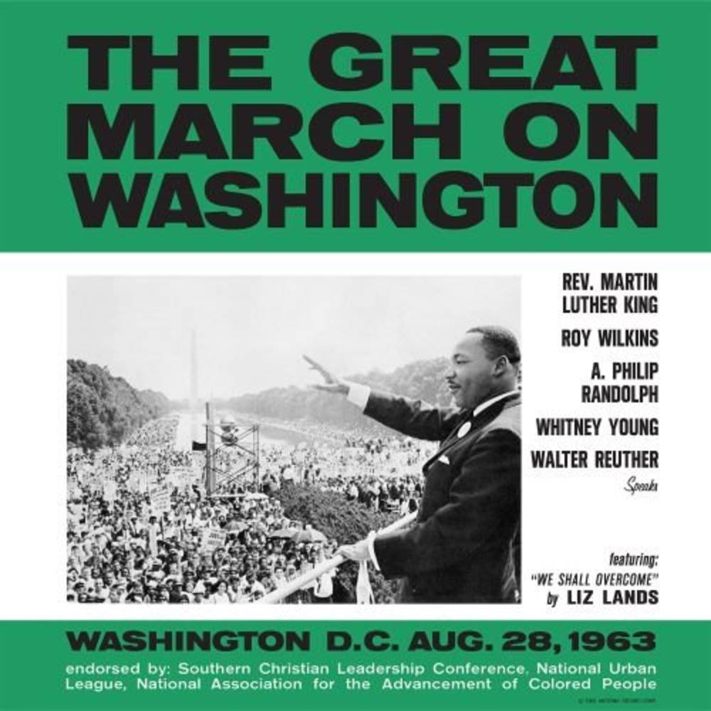 Great March On Washington / Various - Great March On Washington / Various