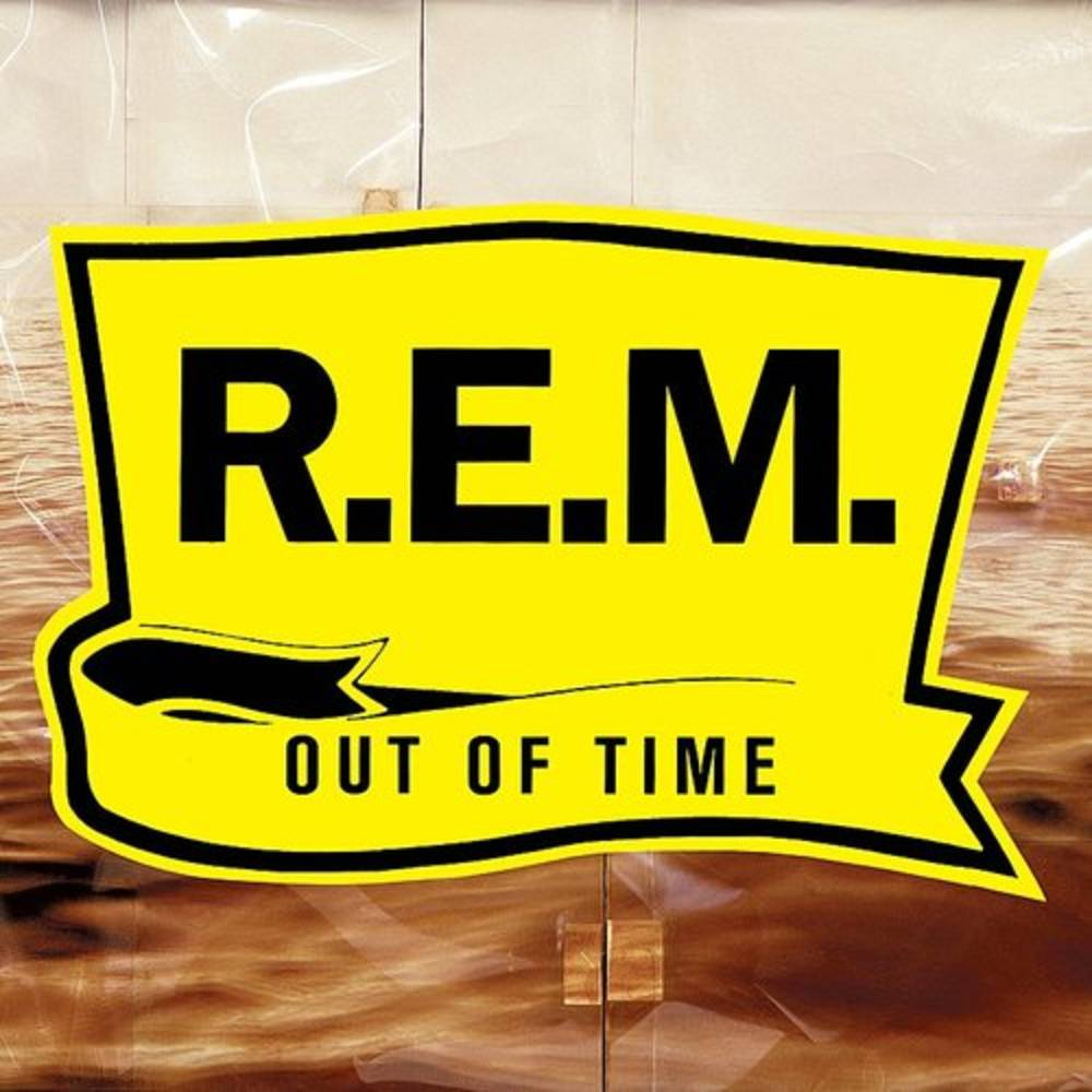 R.E.M. - Out Of Time [Limited Edition Yellow LP]