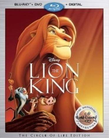 The Lion King: Walt Disney Signature Collection
