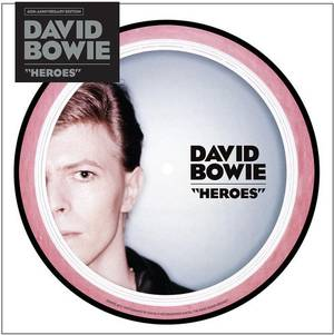 Heroes [40th Anniversary Limited Edition 7 Inch Picture Disc] - Single