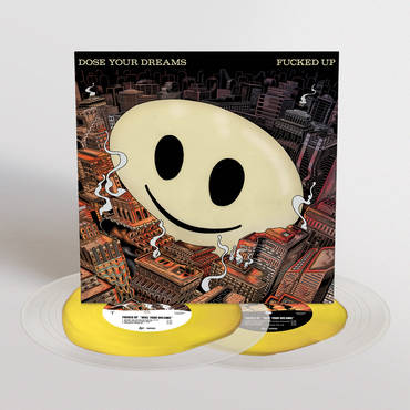 Dose Your Dreams [Indie Exclusive Limited Edition Peak Vinyl]