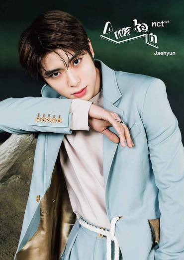 Awaken (Jaehyun Version) [Import]