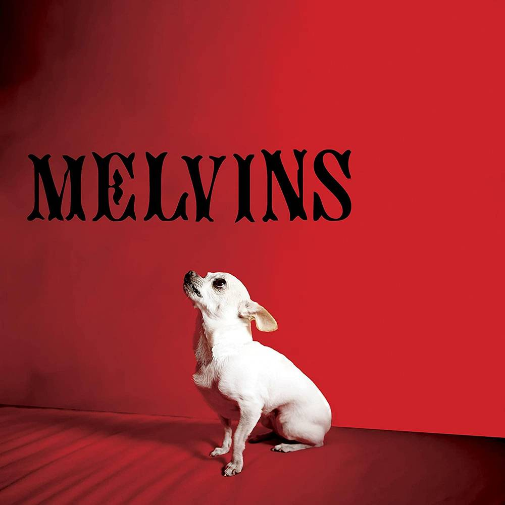 Melvins - Nude With Boots [Red LP]