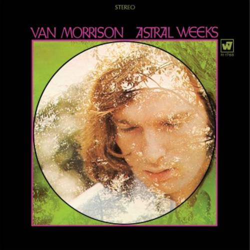 Astral Weeks [Clear LP, Summer Of Love Exclusive]