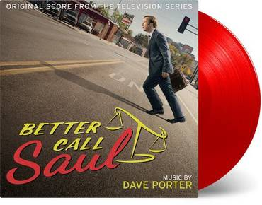 Better Call Saul (Original Score from the Television Series) [Limited Edition Red 2LP]