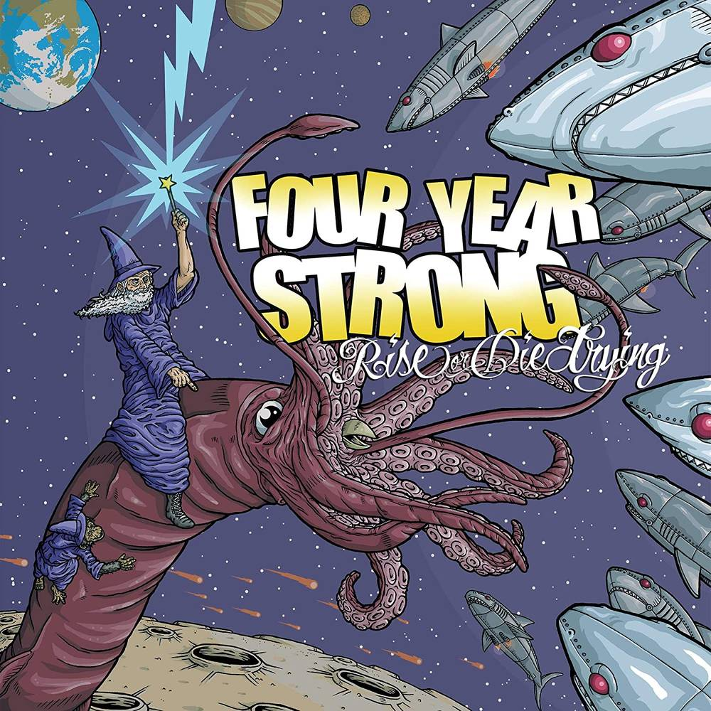 Four Year Strong - Rise Or Die Trying [LP]