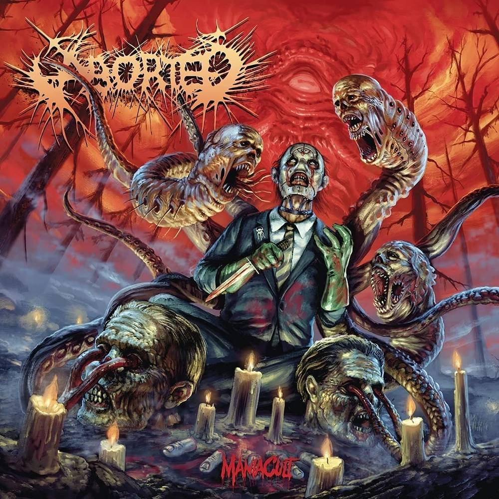 Aborted - ManiaCult [Limited Edition LP+CD+Poster]