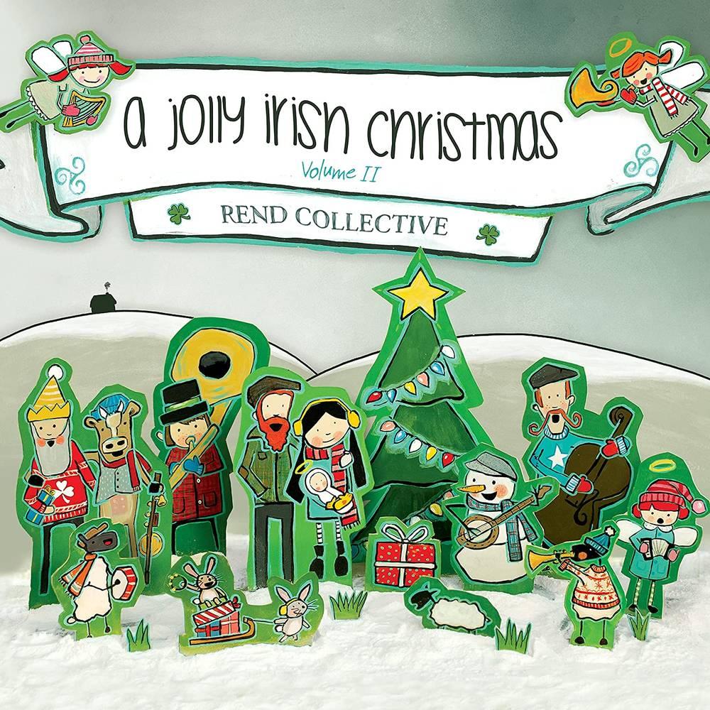 Rend Collective - A Jolly Irish Christmas Volume II [LP]