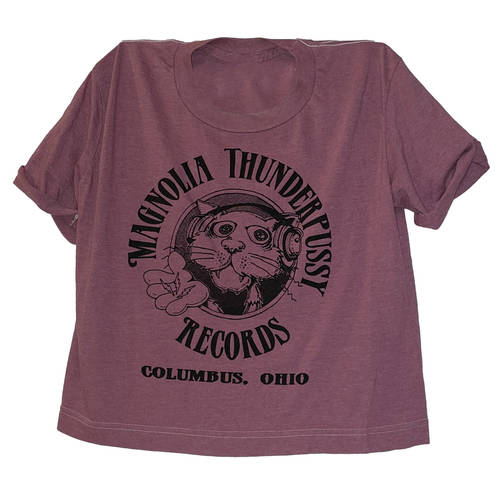 Magnolia Thunderpussy - Purple Crop (XS)