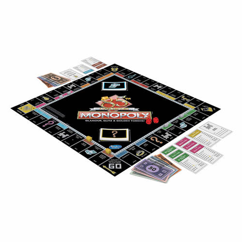 Monopoly 85th - Hasbro Gaming - Monopoly 85Th Anniversary Edition