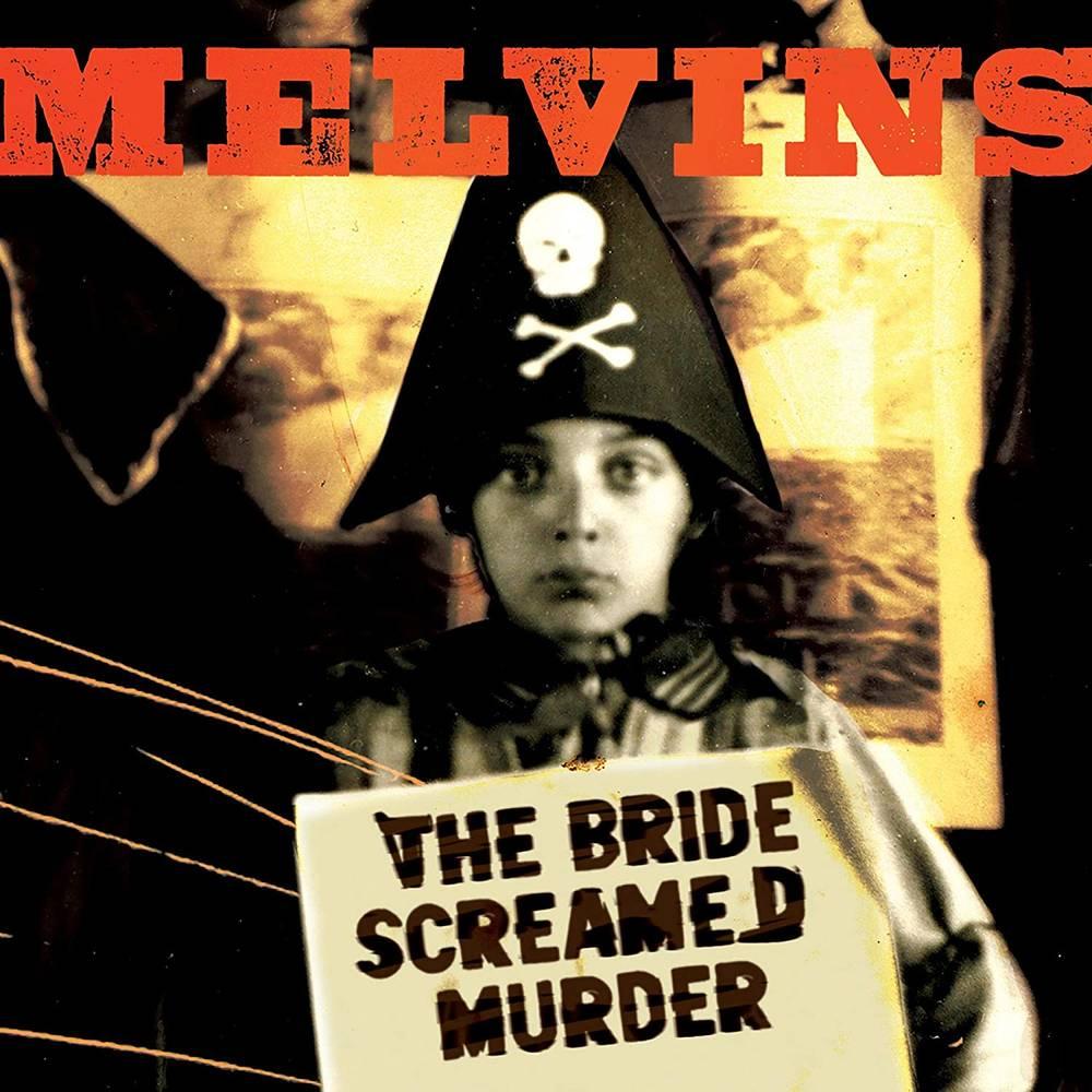 Melvins - The Bride Screamed Murder [Red LP]