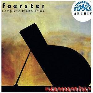 Foerster: Complete Piano Trios [Import]