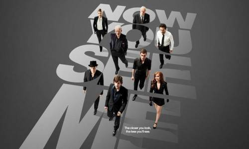 Now You See Me [Movie]