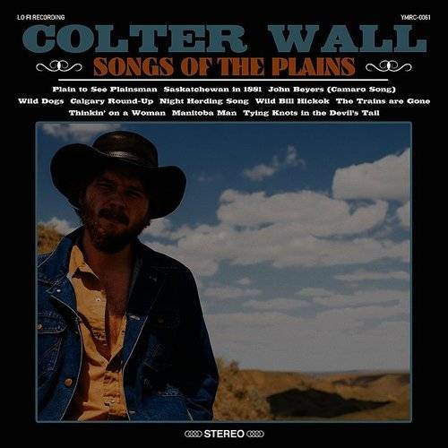 Colter Wall - Saskatchewan In 1881 - Single | Omega Music