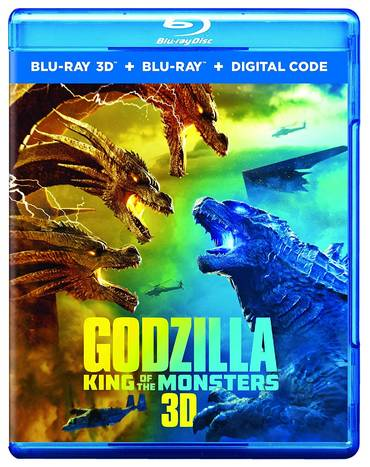 Godzilla: King of the Monsters [3D]