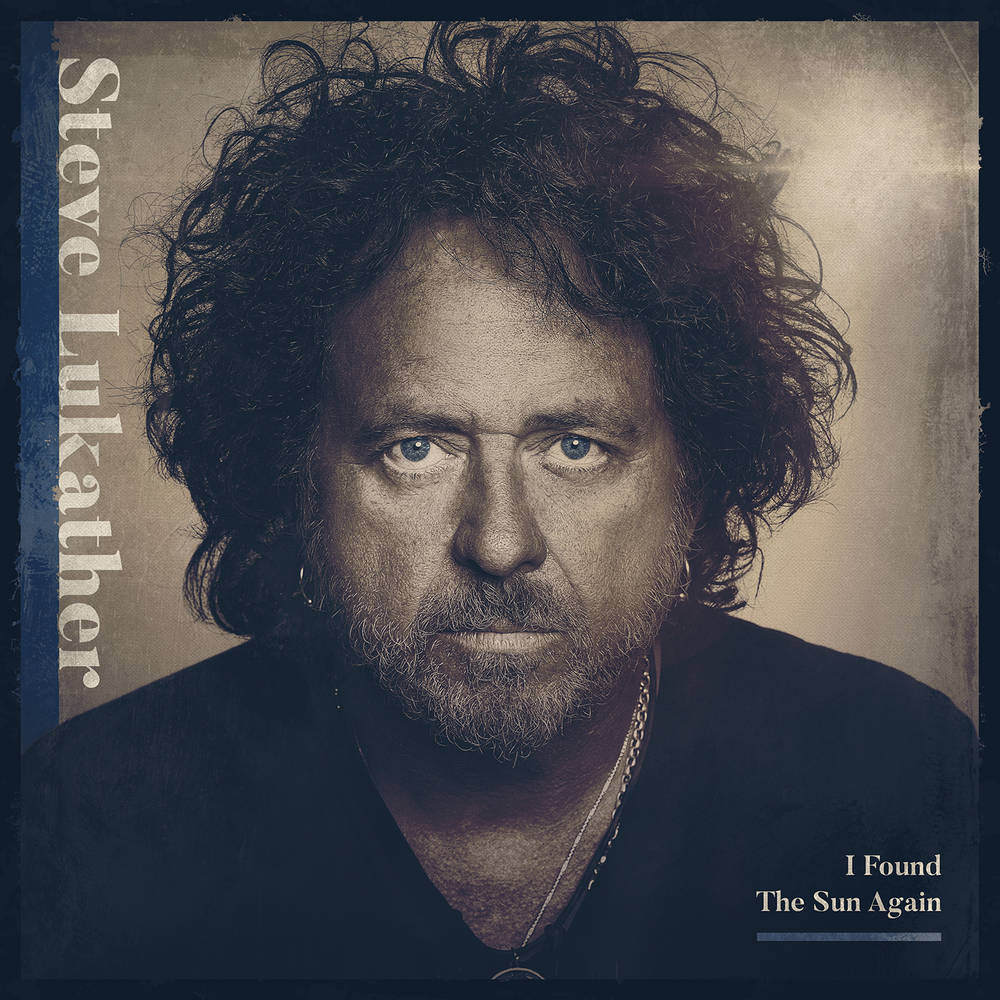 Steve Lukather - I Found The Sun Again [Blue Transparent 2LP]