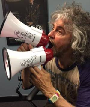 Enter to win Flaming Lips LPs and a bullhorn!