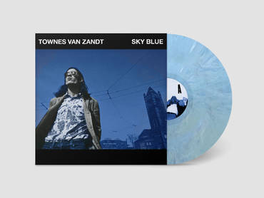 Townes Van Zandt Sky Blue Indie Exclusive Limited